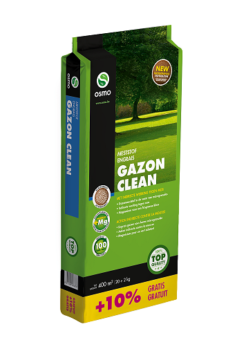GAZON CLEAN 7-3-21 (+3)  OSMO